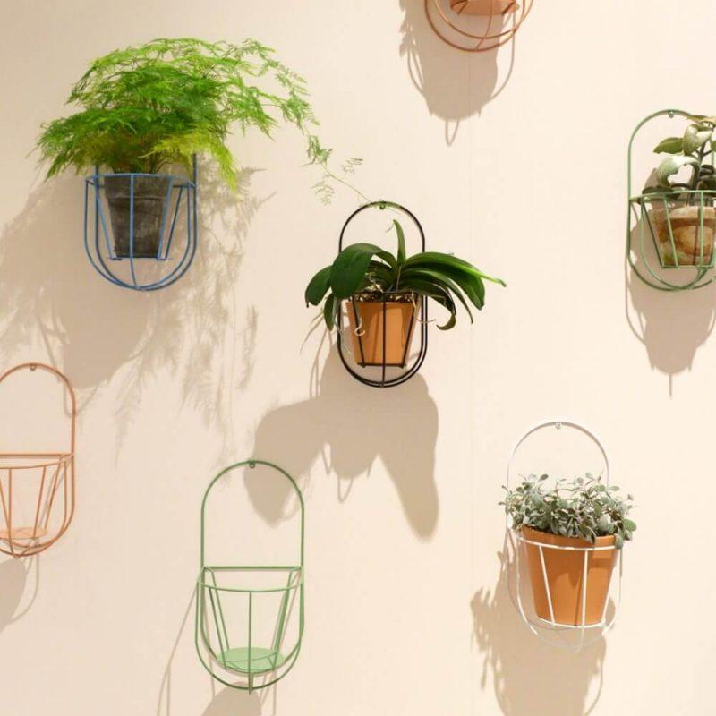 Zidni stalak za cvijeće CIBELE