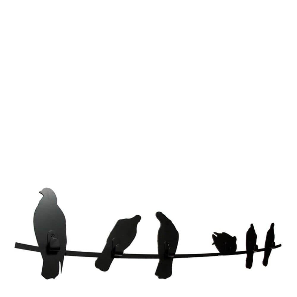 Zidna vješalica Birds
