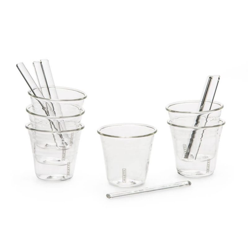 Staklene šalice za espresso