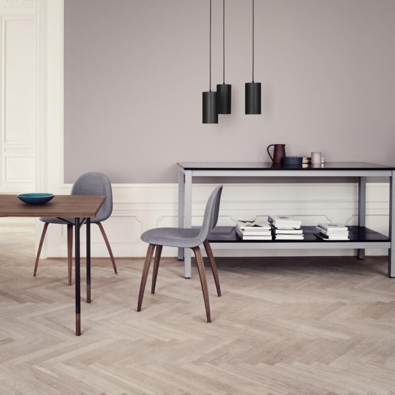 3D tapecirani stolac wood