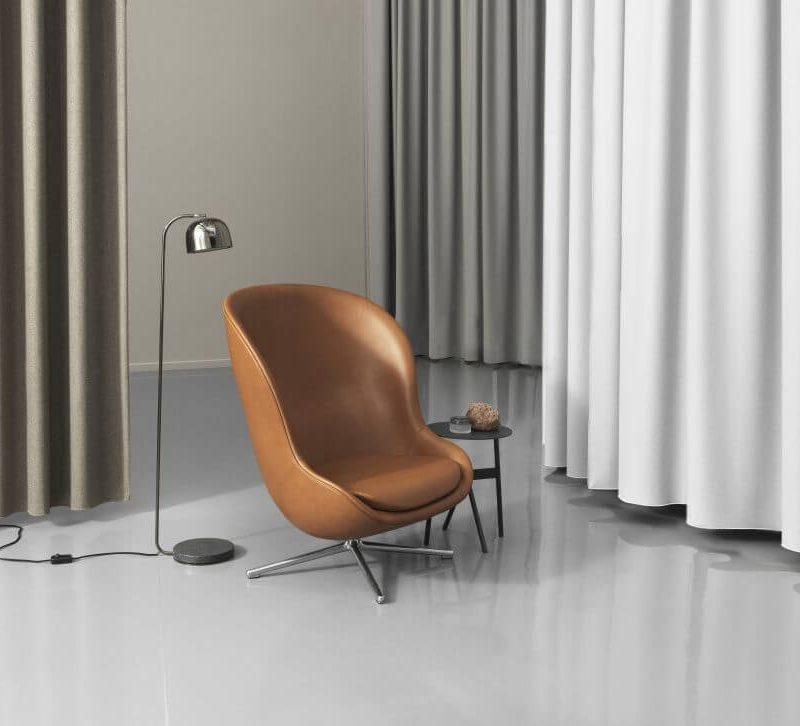 Okretni lounge stolac Hyg