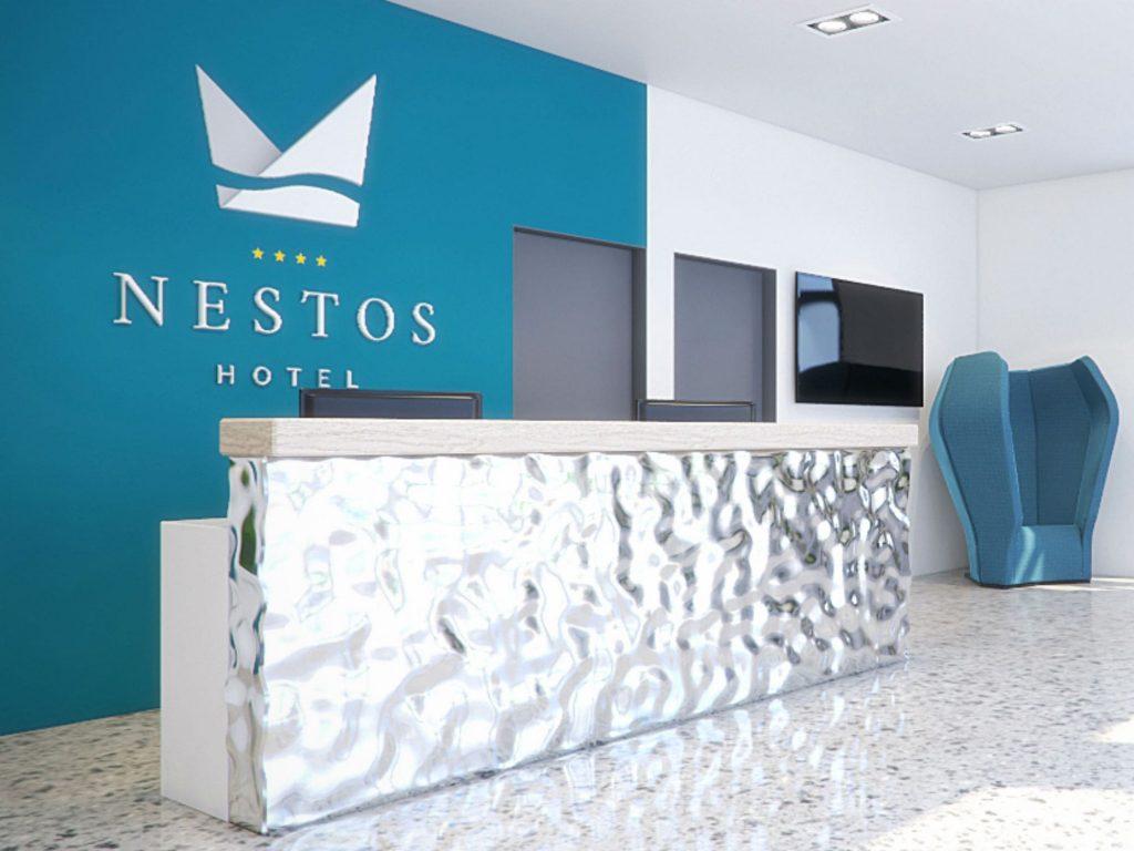 Hotel Nestos – Recepcija i Sobe