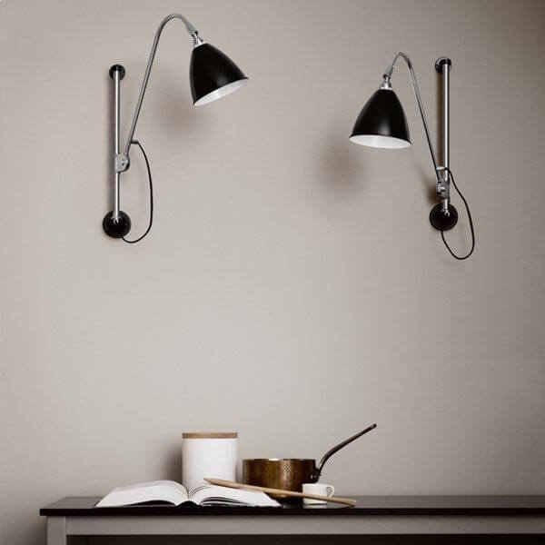 Zidne lampe
