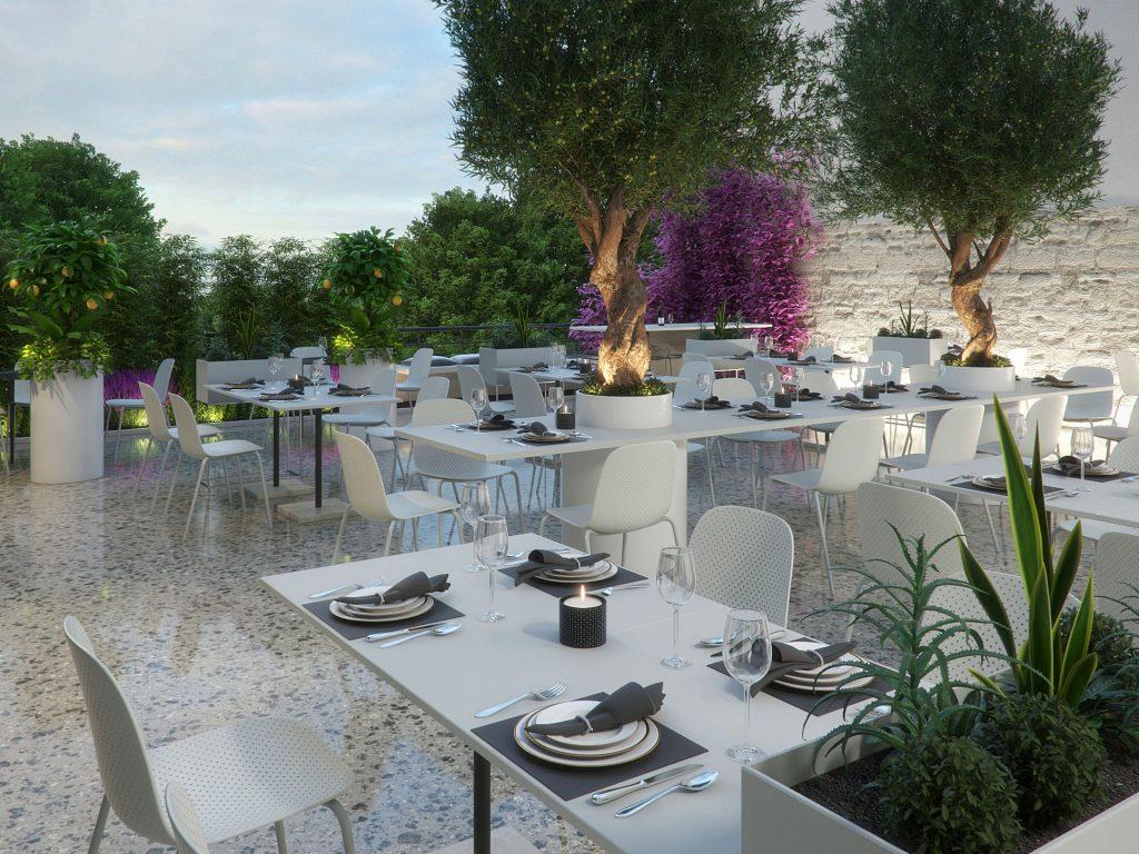 Hotel Nestos – Restoran