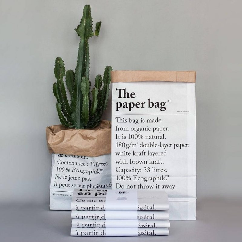 Papirnata vreća Le sac
