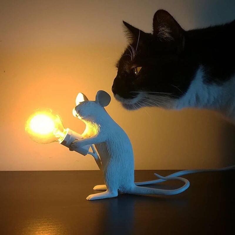 svjetiljka miš