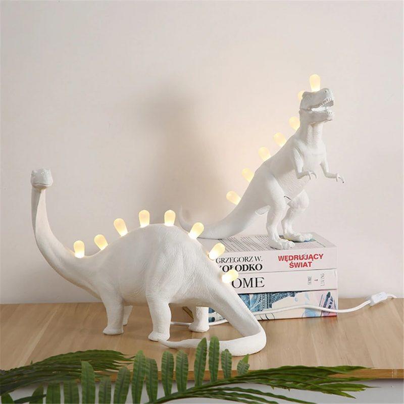 Svjetiljka dinosaur