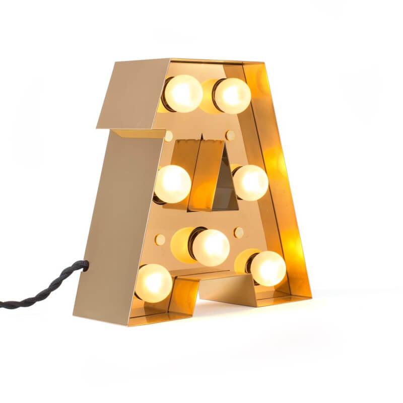 Caractere svjetiljka