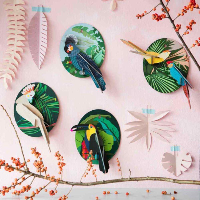 Egzotične ptice