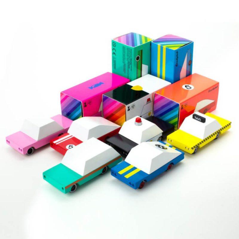 Igračka autić Candylab Cars micro