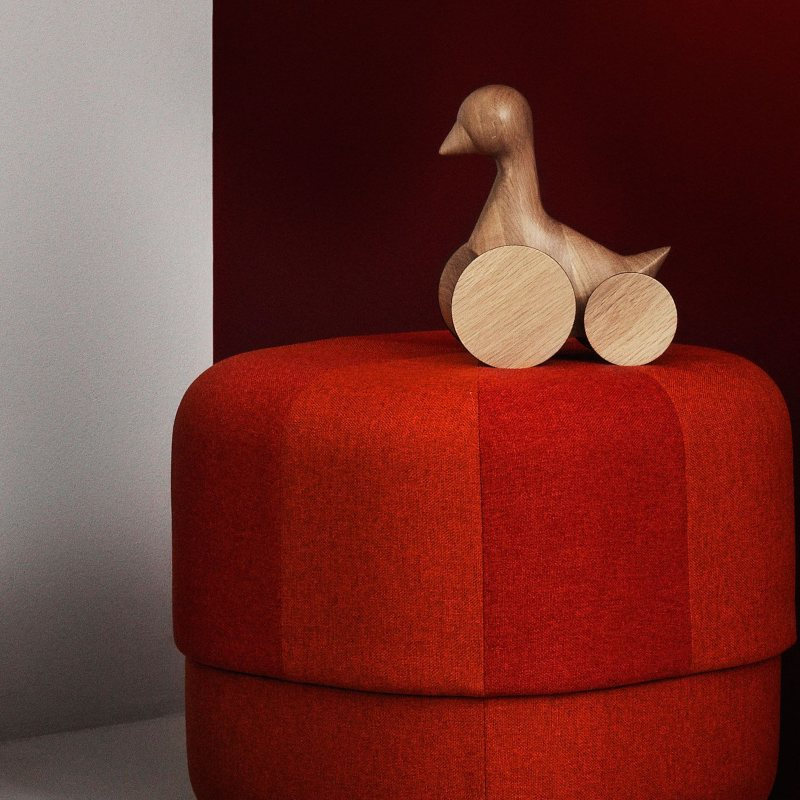 Drvena igračka Ducky