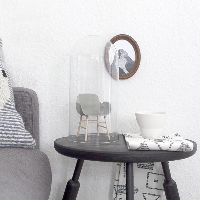 Minijatura stolca Form