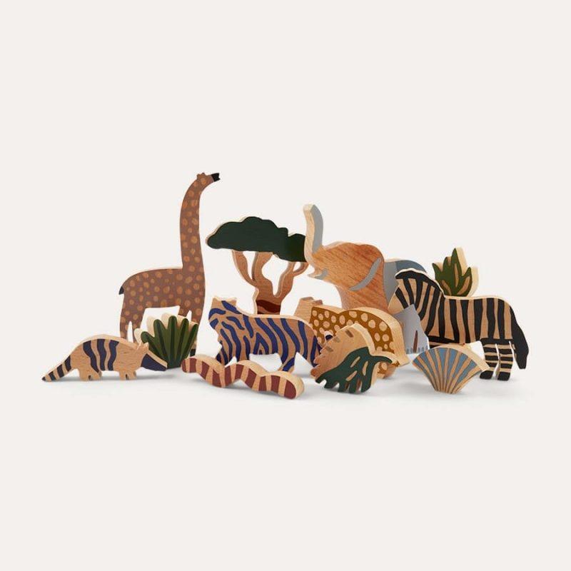 safari set igračaka