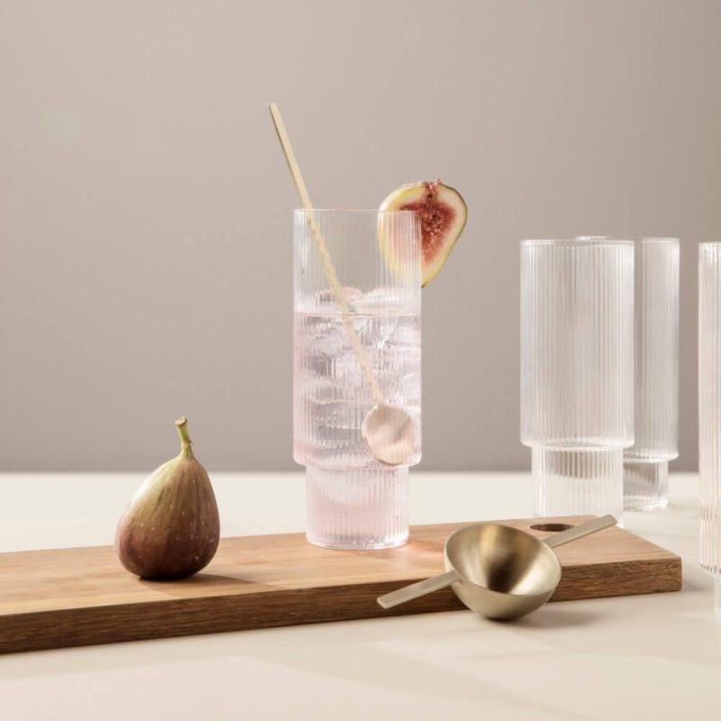 Čaše za koktel Ripple