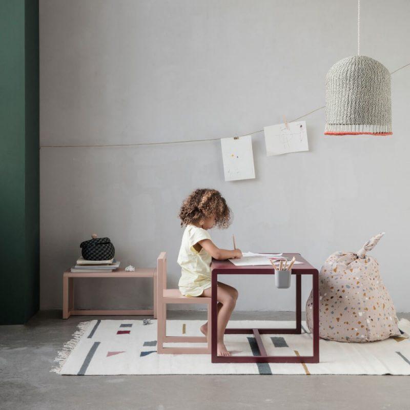 Stolić za djecu Little Architect