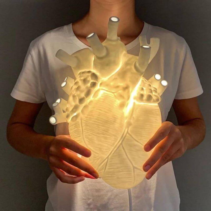 Svjetiljka srce