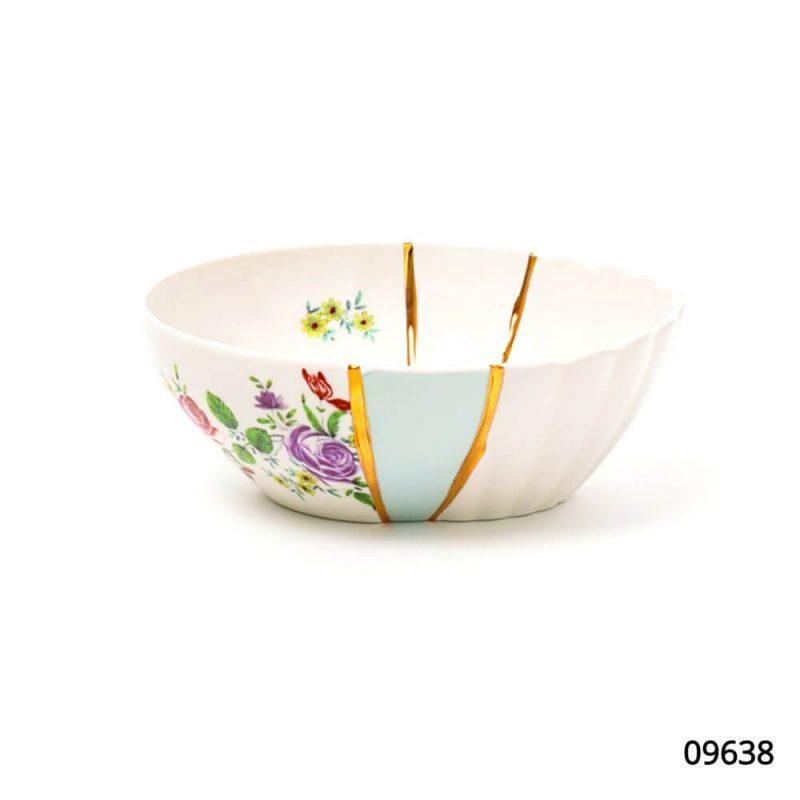 Zdjela za salatu Kintsugi