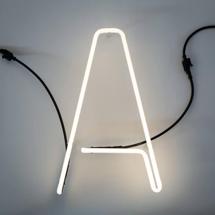 Svjetleća slova Alphafont