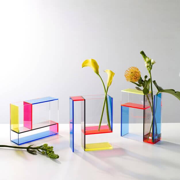 Vaza Neon Mondri