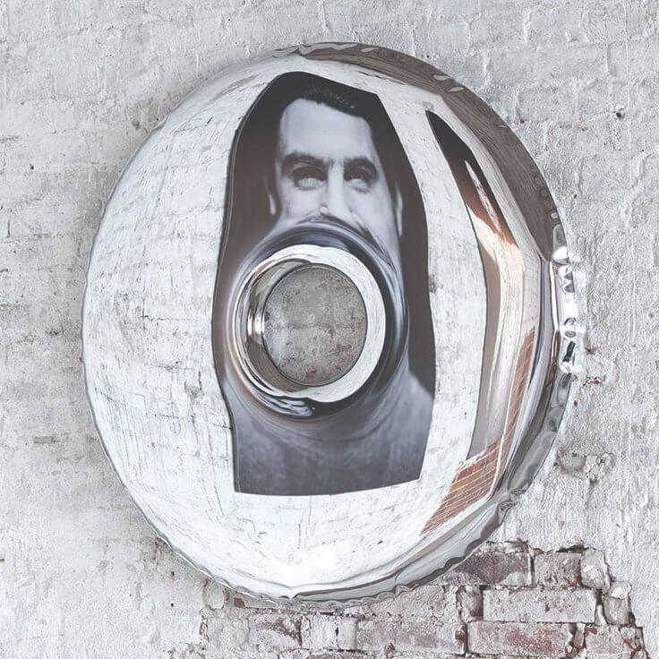 Okruglo ogledalo Rondo