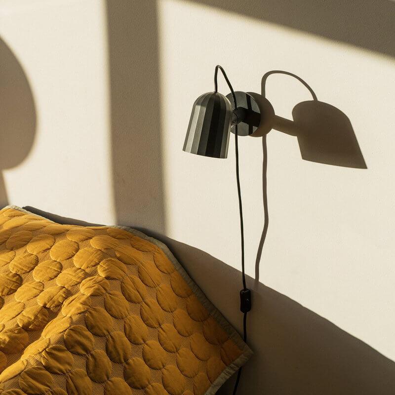 Zidna svjetiljka Noc