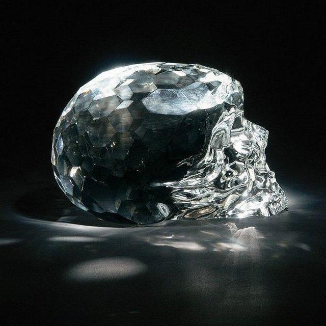 kristalna lubanja