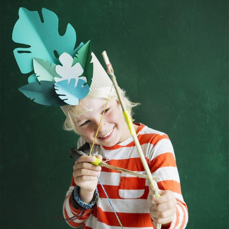 knjiga za djecu green leaves