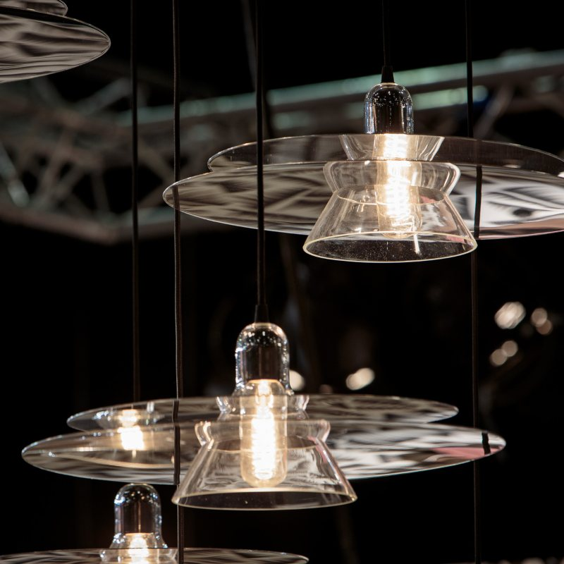 Stropna svjetiljka Cymbal