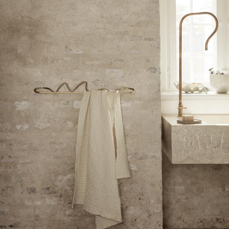 Držač za ručnike Curvature