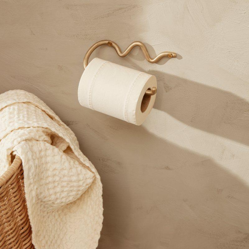 Držač za toalet papir Curvature