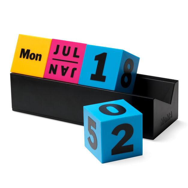 cubes perpetual kalendar