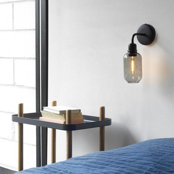 zidna svjetiljka amp