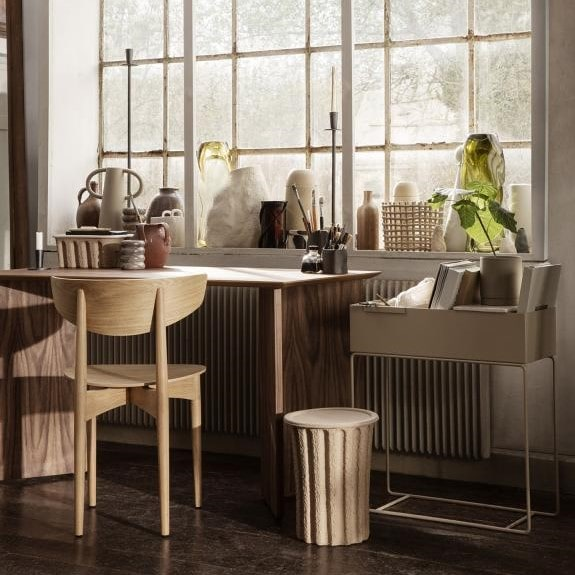 Herman Dining Chair Wood