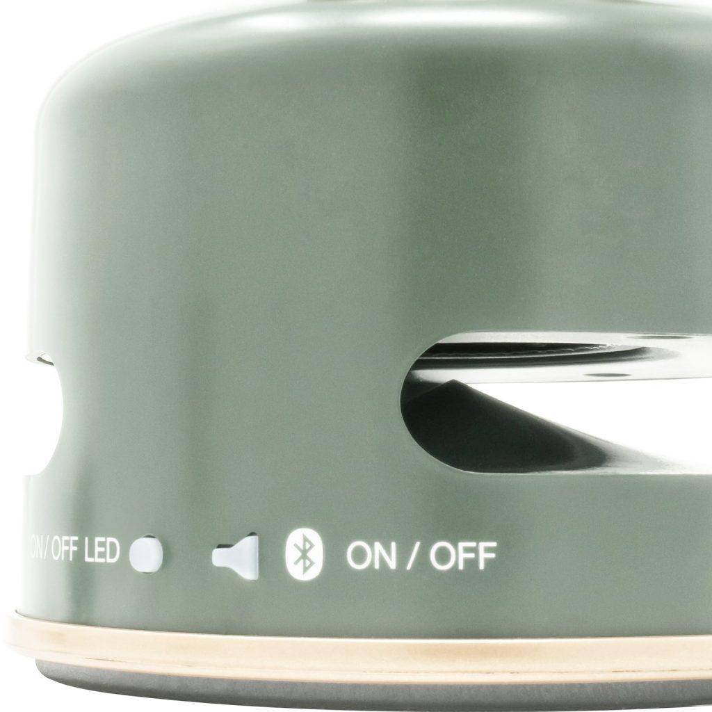 led lanterna s bluetooth zvučnikom